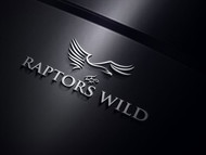 Raptors Wild Logo - Entry #185