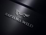 Raptors Wild Logo - Entry #185
