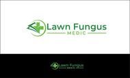 Lawn Fungus Medic Logo - Entry #188