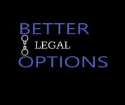Better Legal Options, LLC Logo - Entry #60