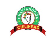 Chattanooga Chilihead Logo - Entry #56