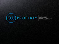 Property Wealth Management Logo - Entry #147