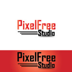 PixelFree Studio Logo - Entry #83