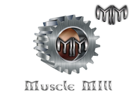 Muscle MIll Logo - Entry #125