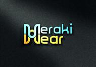 Meraki Wear Logo - Entry #10