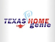 Texas Home Genie Logo - Entry #53