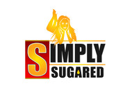 Simply Sugared Logo - Entry #32