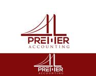 Premier Accounting Logo - Entry #55