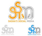 Sasha's Social Media Logo - Entry #185