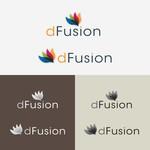 dFusion Logo - Entry #187