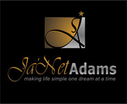 Ja'Net Adams  Logo - Entry #54