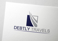 Debtly Travels  Logo - Entry #92