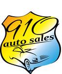 910 Auto Sales Logo - Entry #21