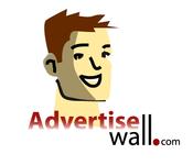 Advertisewall.com Logo - Entry #20