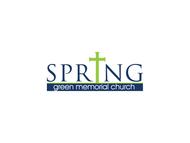 Spring Green Memorial Church Logo - Entry #32