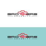 Brothers Security Logo - Entry #39