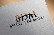 Belinda De Maria Logo - Entry #71