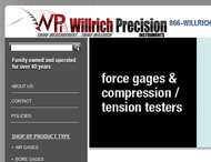 Willrich Precision Logo - Entry #24