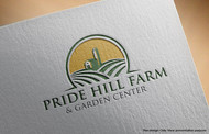 Pride Hill Farm & Garden Center Logo - Entry #39