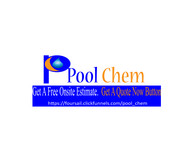 Pool Chem Logo - Entry #107
