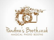 Pandora's Booth Logo - Entry #12
