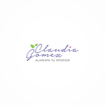 Claudia Gomez Logo - Entry #64