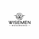 Wisemen Woodworks Logo - Entry #25