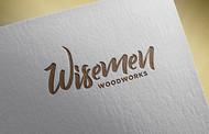 Wisemen Woodworks Logo - Entry #210