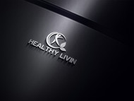 Healthy Livin Logo - Entry #550