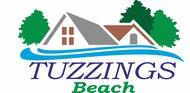 Tuzzins Beach Logo - Entry #121