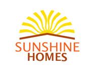 Sunshine Homes Logo - Entry #467