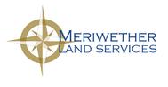 Meriwether Land Services Logo - Entry #21