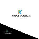 Kara Fendryk Makeup Artistry Logo - Entry #55