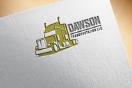 Dawson Transportation LLC. Logo - Entry #239