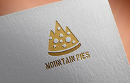 Mountain Pies Logo - Entry #4