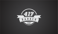 417 Barber Logo - Entry #29