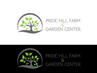 Pride Hill Farm & Garden Center Logo - Entry #36