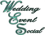 Wedding Event Social Logo - Entry #48
