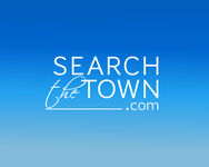 search the town .com     or     djsheil.com Logo - Entry #93