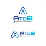 A to B Tuning and Performance Logo - Entry #203