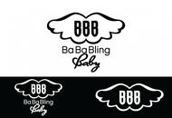Ba Ba Bling baby Logo - Entry #102