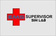 EMS Supervisor Sim Lab Logo - Entry #154