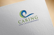 CARING FOR CATASTROPHES Logo - Entry #86