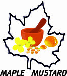 Maple Mustard Logo - Entry #106