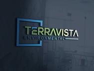 TerraVista Construction & Environmental Logo - Entry #49
