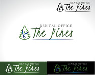 The Pines Dental Office Logo - Entry #48