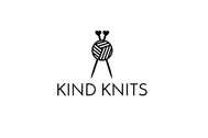 Kind Knits Logo - Entry #56