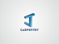 J.T. Carpentry Logo - Entry #49