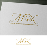 MGK Wealth Logo - Entry #347