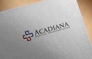 Acadiana Medical Transportation Logo - Entry #4